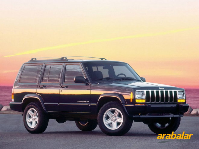 1999 Jeep Cherokee 2.5 Limited