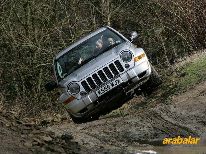 2006 Jeep Cherokee 2.8 CRD Limited