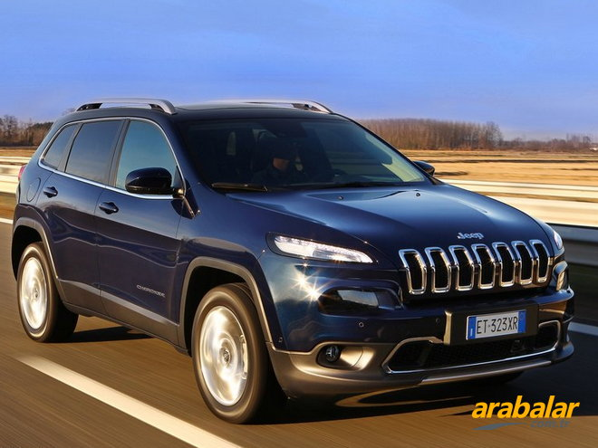 2015 Jeep Cherokee 2.0 Limited