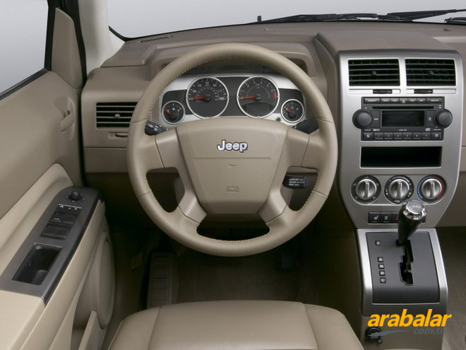 2009 Jeep Compass 2.0 CRD New Interior