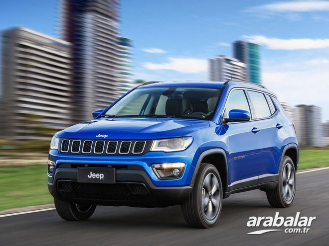 2018 Jeep Compass 1.4 Limited 4x4