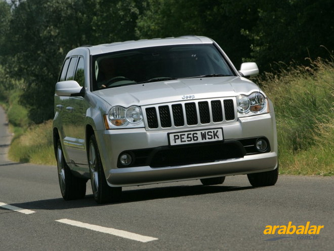 2007 Jeep Grand Cherokee 5.7 Limited
