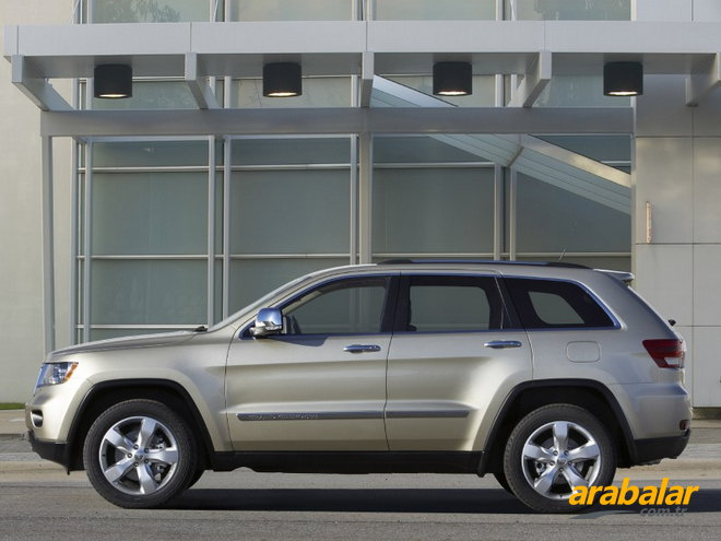 2011 Jeep Grand Cherokee 3.0 V6 CRD Limited