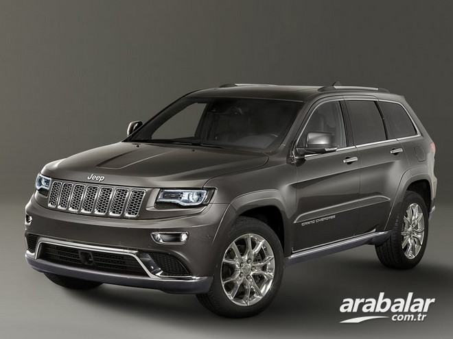 2017 Jeep Grand Cherokee 3.0 Limited