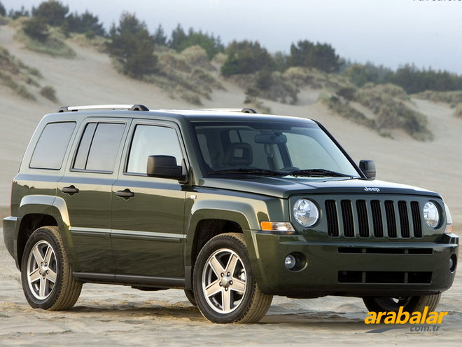 2007 Jeep Patriot 2.0 CRD 4X4 Limited