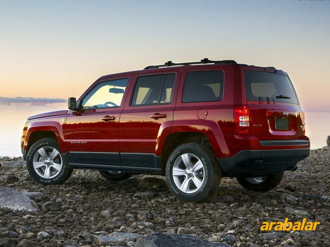 2010 Jeep Patriot 2.0 CRD 4X4 Limited
