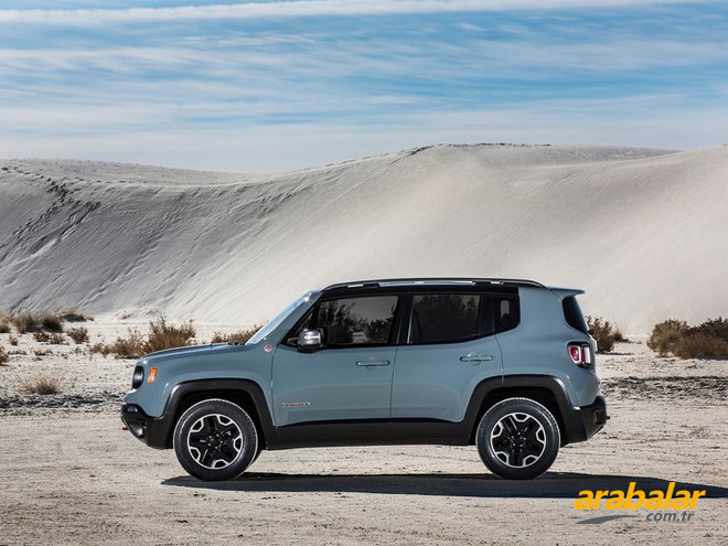 2016 Jeep Renegade 1.4 Longitude