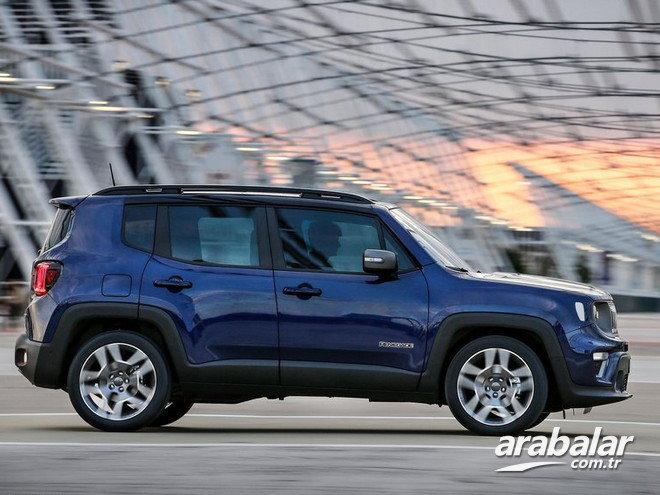 2020 Jeep Renegade 1.6 Multijet Limited AT