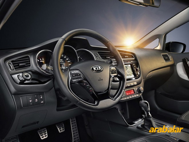 2015 Kia Ceed 1.6 CRDi Premium AT
