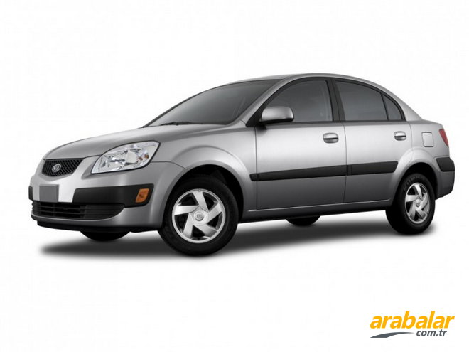 2011 Kia Rio Sedan 1.4 EX GSL Comfort AT