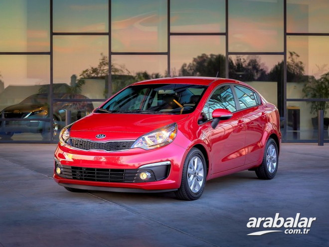 2015 Kia Rio Sedan 1.4 Concept AT