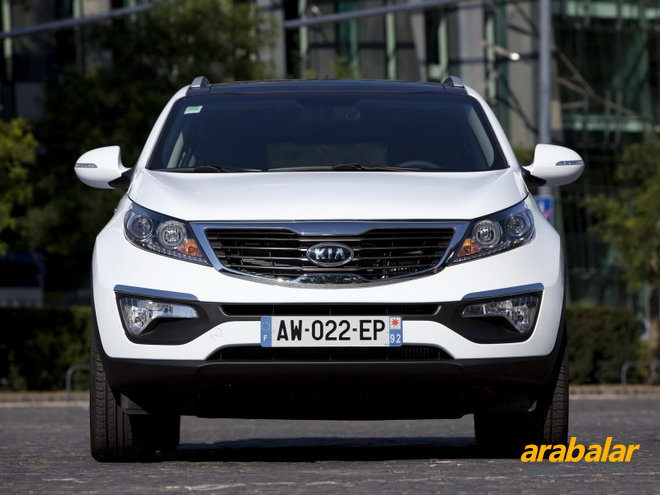 2015 Kia Sportage 1.6 Concept Plus AT
