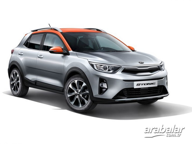 2020 Kia Stonic 1.4 Elegance AT