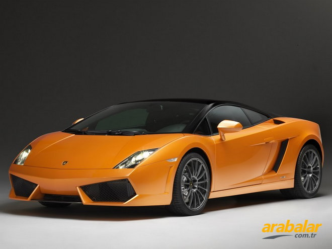 2012 Lamborghini Gallardo 5.2 Spyder Performante LP560-4