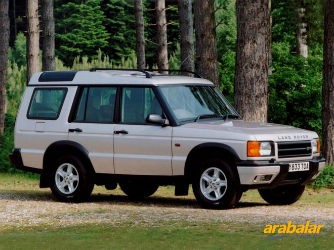 1997 Land Rover Discovery 2.5 TDI 4X4