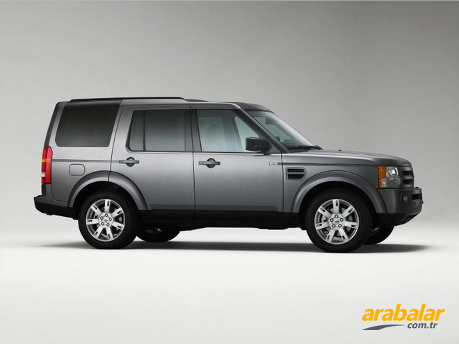 2006 Land Rover Discovery 3 4.4 V8 HSE Otomatik