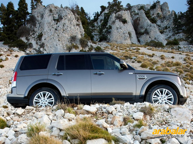 2015 Land Rover Discovery 3.0 SE