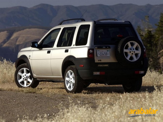 2000 Land Rover Freelander 1.8 i GS