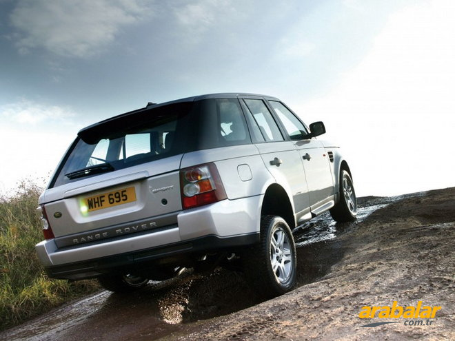 2007 Land Rover Range Rover Sport 4.2 V8 Supercharged 1st Edition