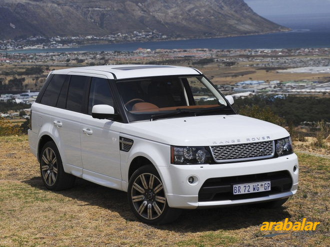 2015 Land Rover Range Rover Sport 3.0 HSE 306 HP