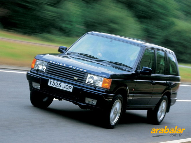1994 Land Rover Range Rover 3.9 Vogue