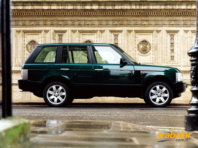 2004 Land Rover Range Rover 4.4 V8 Vogue