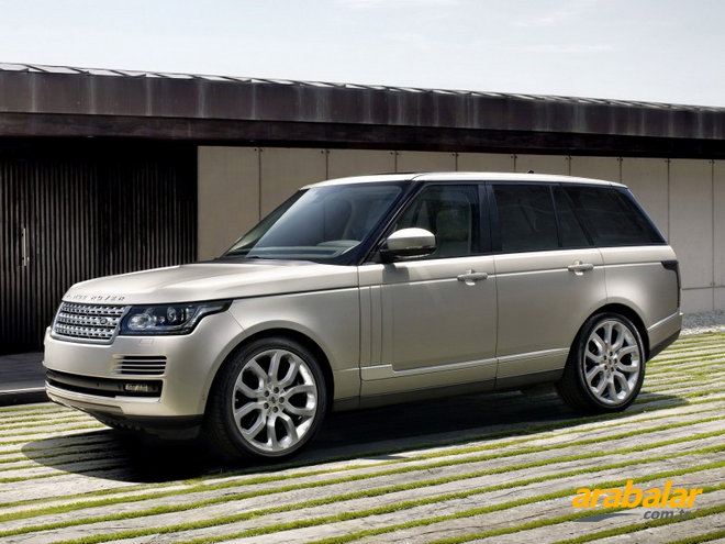2015 Land Rover Range Rover 3.0 Autobiography