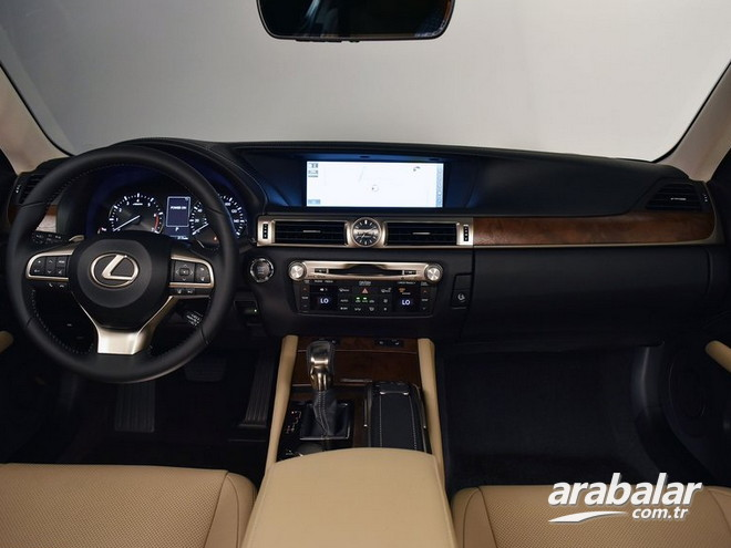 2016 Lexus GS 2.0 Exclusive
