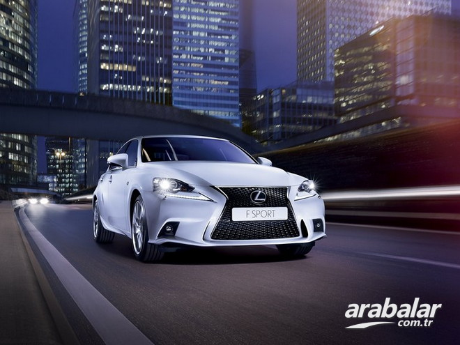 2016 Lexus IS 2.0 Exclusive