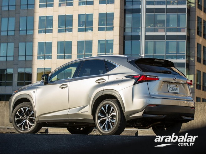 2017 Lexus NX 2.0 Executive 4x4