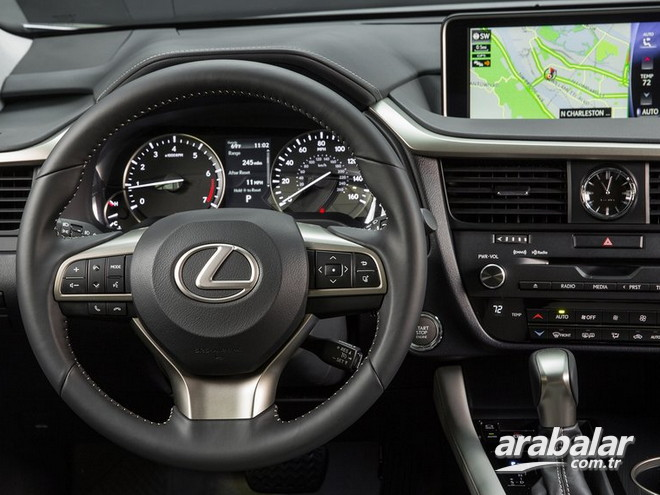 2016 Lexus RX 2.0 Executive 4x4