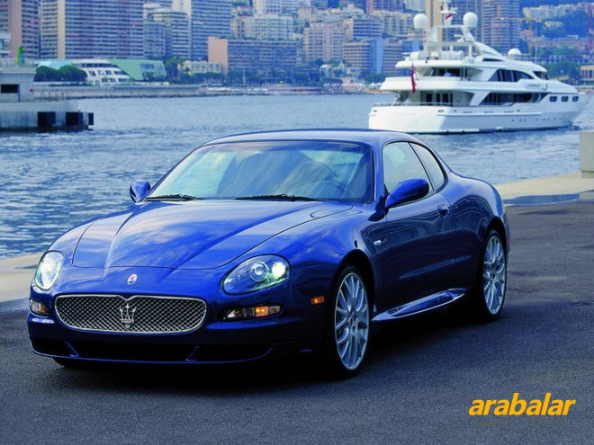 2007 Maserati GranSport 4.2 Coupe