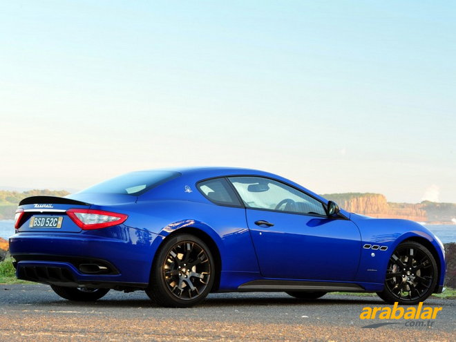 2011 Maserati GranTurismo 4.7 S MC-Shift