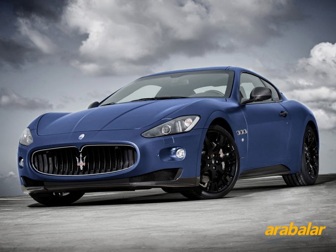 2013 Maserati GranTurismo 4.7 S MC-Shift