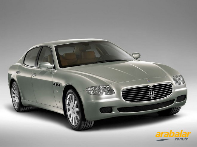 2008 Maserati Quattroporte 4 4.2 Executive Duoselect