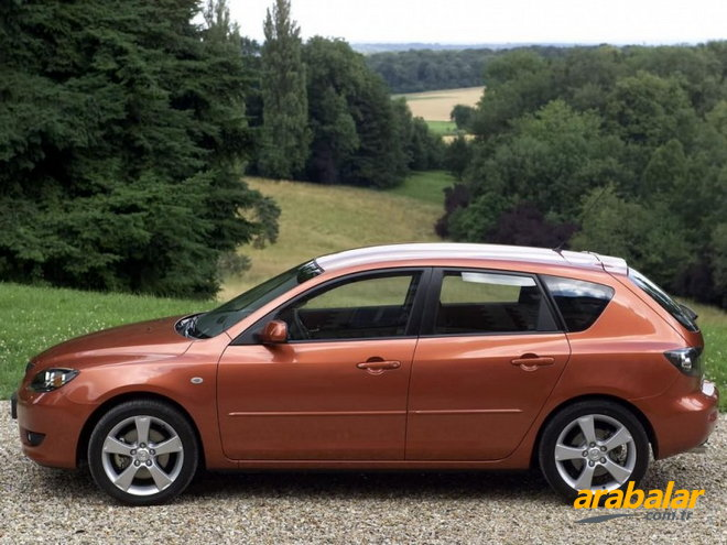 2008 Mazda 3 2.3 MPS DISI Turbo