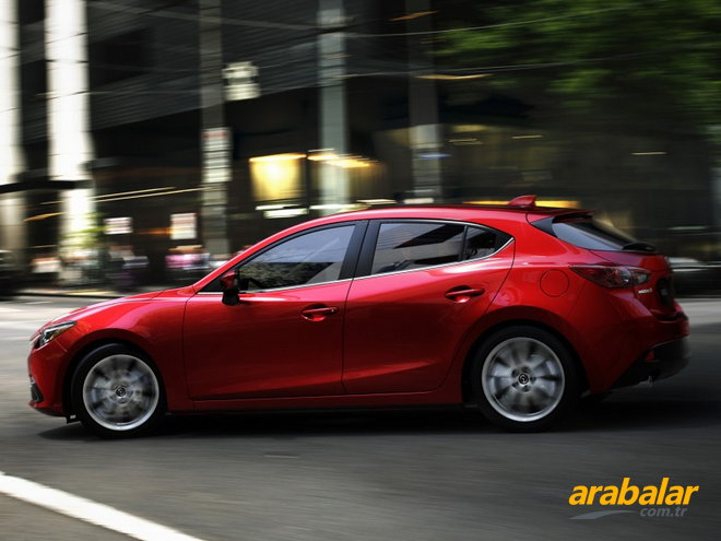 2016 Mazda 3 1.5 Power  AT