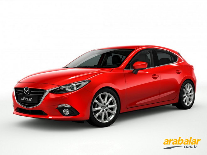2015 Mazda 3 1.5 Power AT