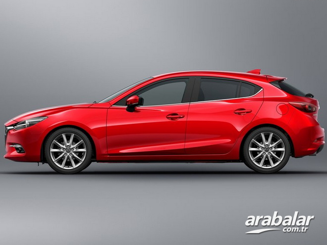 2017 Mazda 3 1.5 Sky-D Power AT