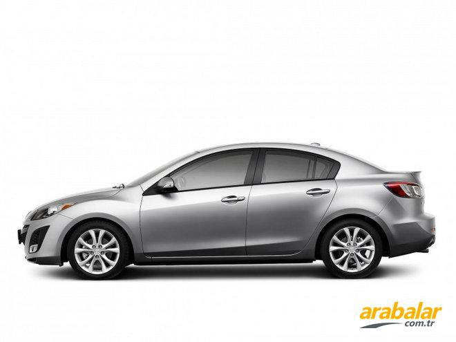 2012 mazda 3 1.6 comfort - arabalar.tr