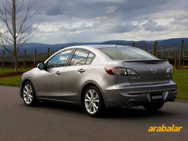 2013 mazda 3 1.6 comfort - arabalar.tr
