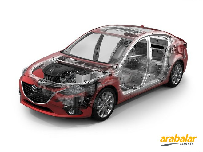 2016 Mazda 3 Sedan 1.5 D Power Sense AT