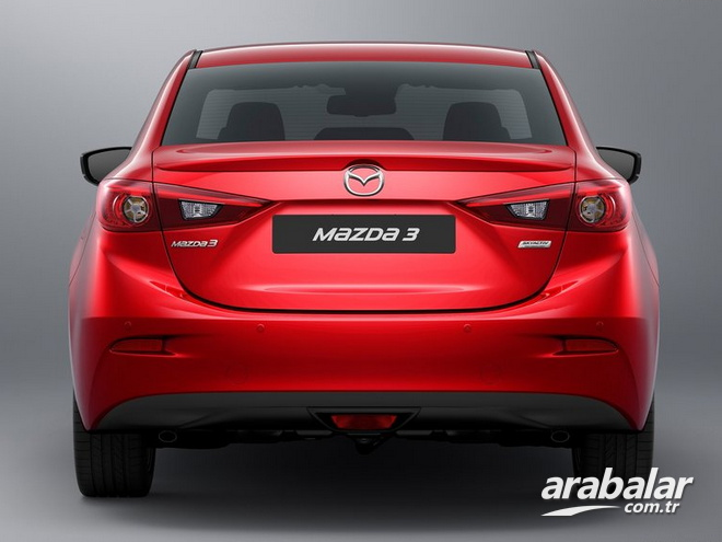 2017 Mazda 3 Sedan 1.5 Power AT