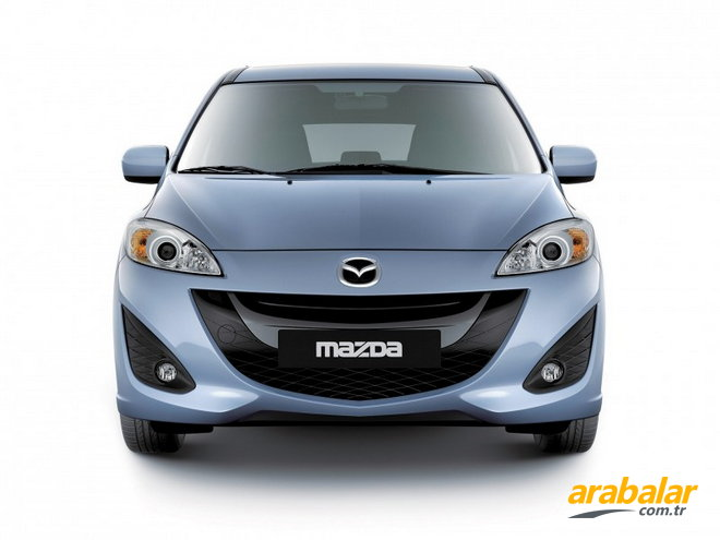 2013 Mazda 5 2.0 CD TX Plus