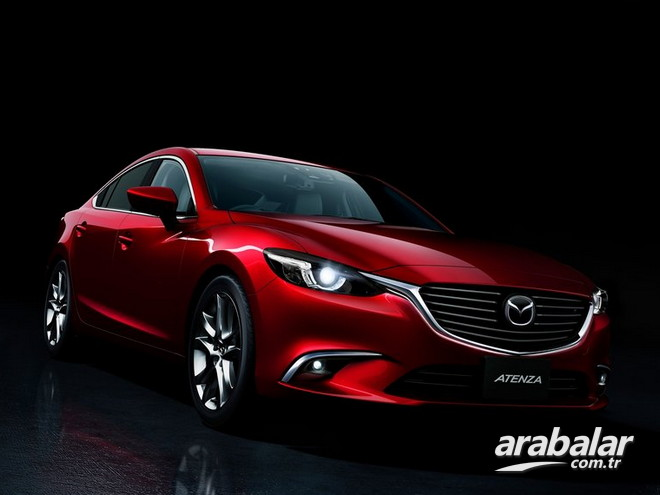 2015 Mazda 6 2.0 Power AT