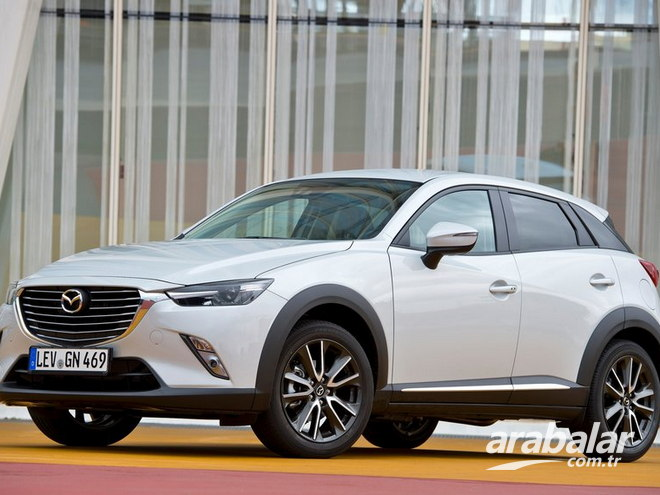 2015 Mazda CX-3 1.5 Motion AT