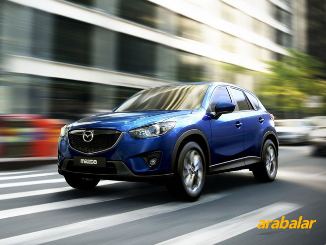 2013 Mazda CX-5 2.2 Power 4x4