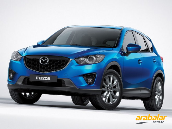 2014 Mazda CX-5 2.0i Power 4x4