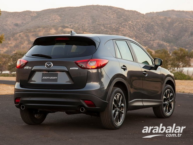 2015 Mazda CX-5 2.0 Power AT