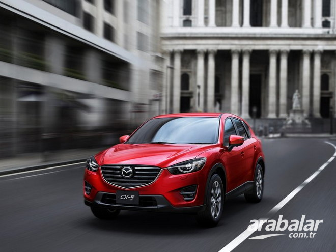 2017 Mazda CX-5 2.0 Power AT